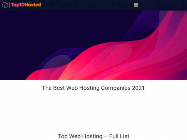 top10hosted.com